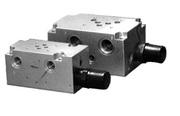 Плита монтажная одноместная с клапаном DP6-10-VPP1-S/32