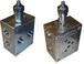 Плита монтажная одноместная с клапаном OMT BSA10DPLX-20