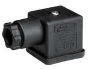 Коннектор 3 штырьковой по DIN 43650