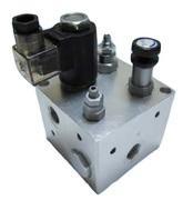 Гидроблок для плунжерного цилиндра ET04 G W220 Z5L