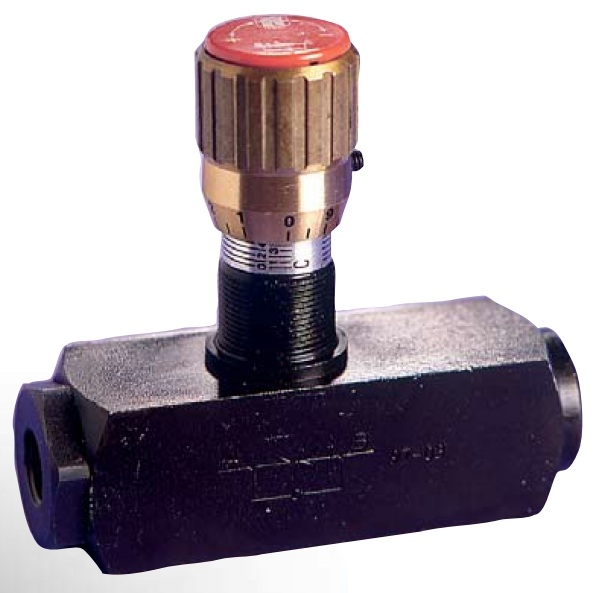 Регулятор потока с обратным клапаном Tognella FT-270/5-38