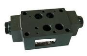 Гидрозамок модульный MPCV 04 A 05 (CETOP7)