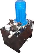 Гидропривод для подъёмного стола ГП-30-2,2-6-180-64/220-ФС25-ГЗ-ДР