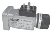Реле давления Argo Hytos TS4-16-1