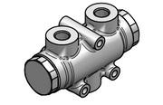 Делитель-сумматор потока VEQ-8