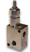 Клапан предохранительный Oleoweb VMDR-10-140-С1