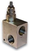 Клапан предохранительный Oleoweb VMDR-90-120 V2
