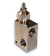 Клапан предохранительный Oleoweb VMDR-40-380-С1