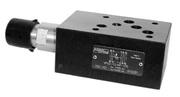 Клапан предохранительный Argo Hytos VPN2-10/MA-10R