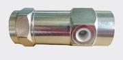 Гидрозамок трубного монтажа для установки на гидроцилиндр Oleoweb VRPE-100