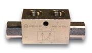 Гидрозамок трубного монтажа для установки на гидроцилиндр Oleoweb VRSE-380